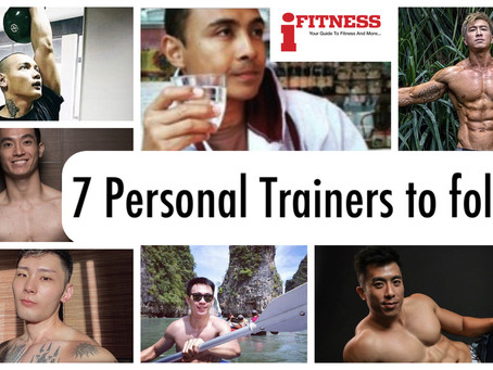 7 Personal Trainers to Follow in 2020