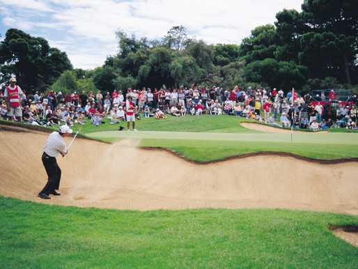 Tee-off in South Australia