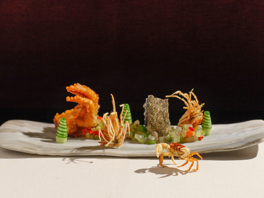 ATLAS Introduces New Dining Menu Items