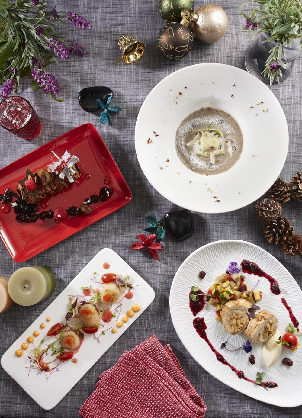 Faber Bistro_Christmas Eve Set Menu_Roulade