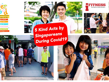 5 Kind Acts by Singaporeans during Covid-19