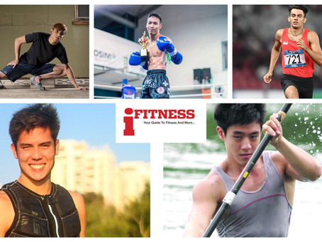 Meet 5 lesser-known Good-Looking  Male Athletes
