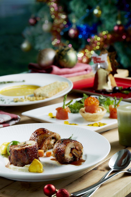 Spuds n Aprons_Festive Set Dinner_Chicken