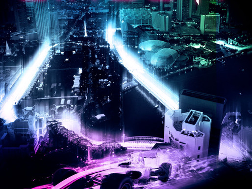 Amp Up 10 Years of Singapore Grand Prix with 1-Altitude's The Circuit – Ultimate Party i