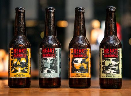 Heart of Darkness launches new core Craft Beers