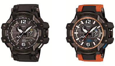 Casio G-SHOCK Gravitymaster: World's First with GPS and Radio Wave Time-Calibration Hybrid Technolog