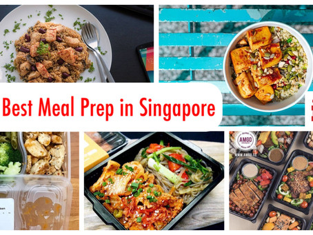 5 Best Healthy Meal Prep in Singapore