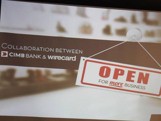Partnership Between CIMB Bank Singapore and Wirecard