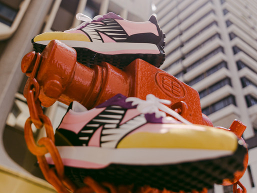 New Balance and Foot Locker Kickstart 2021 with exclusive 327 collection with local artists