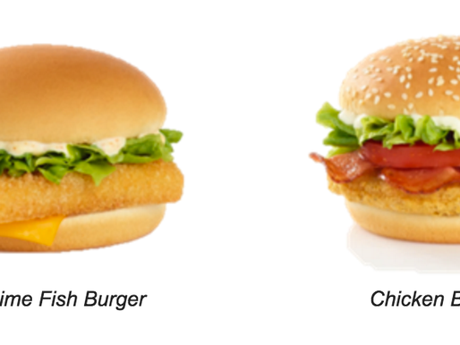 McDonald's® expands variety of Extra Value Meals with the new  Chili Lime Fish Burger and Chicken BL