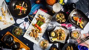 Singapore's first Szechuan Yakitori Bar