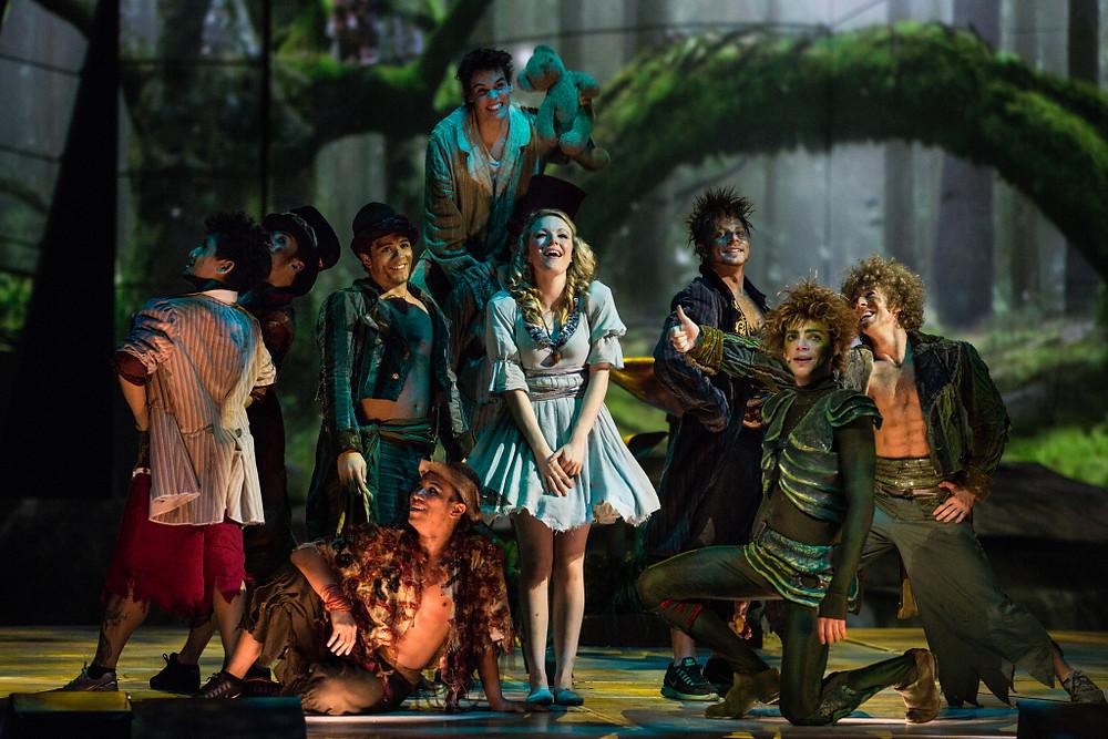 Peter Pan Lost Boys moments - Photographer Leslie Artamonow (4)