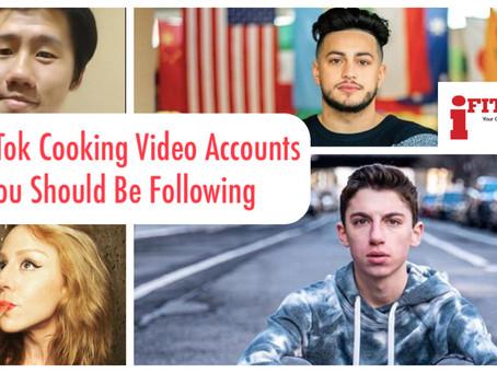 5 TikTok Cooking Video Accounts to follow
