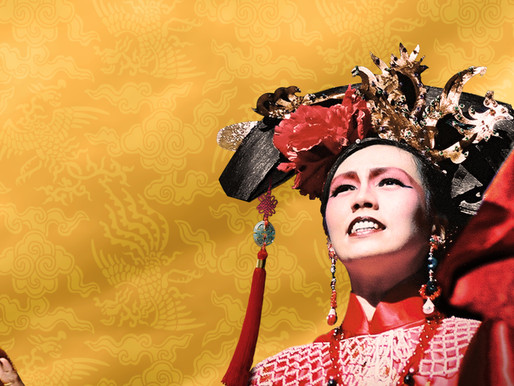 Forbidden City: A Home-grown Hit Musical by Cultural Medallion Recipient Dick Lee