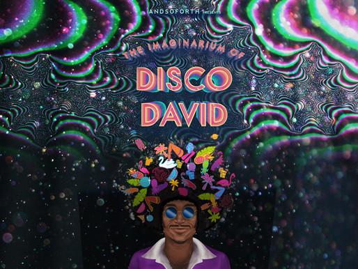 Singapore's First Multi-Dimensional Dining Experience- The Imaginarium of Disco David