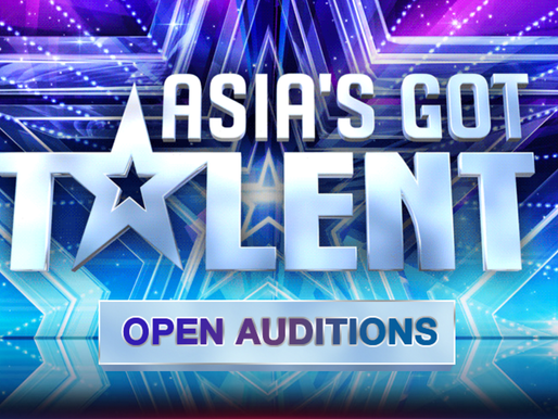 AXN Extends Asia's Got Talent Online Audition Deadline to June 8, 2017