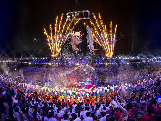 """CHINGAY 2016 – """"Lights of Legacy, Brighter Singapore"""""""