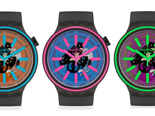 Introducing Swatch BIG BOLD SPECTRUM