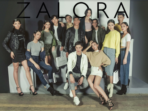 Zalora crowns the winners of the region's biggest Social Media Modeling Contest
