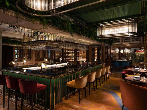 Maximal Concepts and Mandarin Oriental, Hong Kong are delighted to introduce The Aubrey