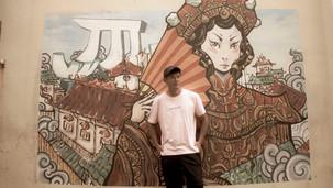 My Chinatown, Digital SLR on a Sunday.