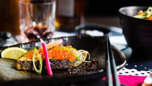 Singapore's first Szechuan Yakitori bar for the taste of fire & spice