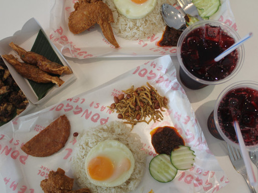 New fast-food style Ponggol Nasi Lemak serves up new surprises