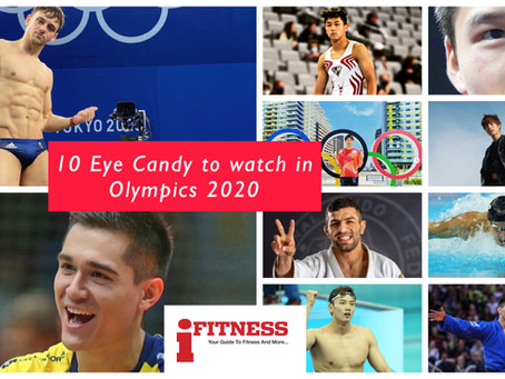 10 Eye Candy to watch in Olympics 2021