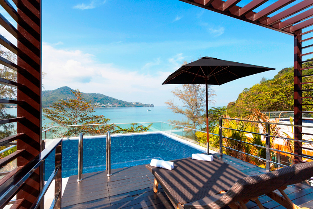 Novotel Phuket Kamala Beach - pool villa