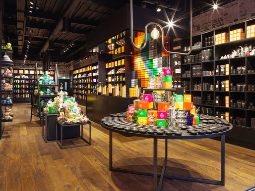 T2 Tea's First Asia Store Starts Brewing In Singapore