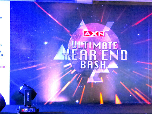 A Night of Music and Drinks at the AXN Ultimate Year End Bash
