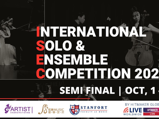 Hitmaker Global Academy launches International Solo and Ensemble Competition series 3