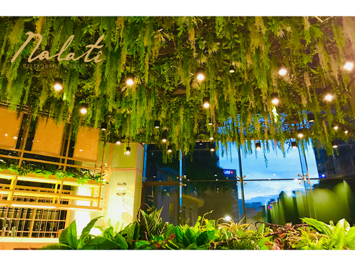Nalati Restaurant & Events -The first garden-themed restaurant in the heart of CBD