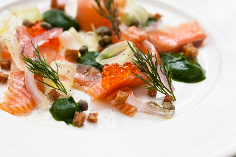 Cured Belly Salmon