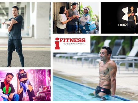 5 Male Fitness and Sports Brand Ambassadors in Singapore