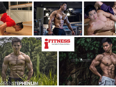 5 Popular Male Fitness Trainers in Singapore