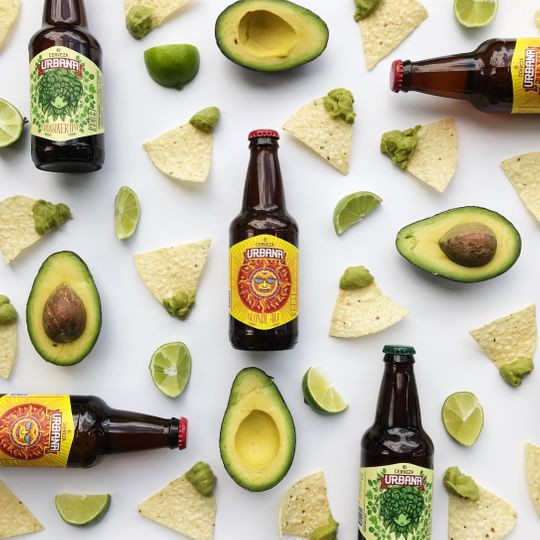 Quest Beverage is importing Mexican craft beers into the U.S. including from Mexicali, Mexico-based Cerveza Urbana's Crossover IPA and its Blonde Ale. (Photo: Quest Beverage)