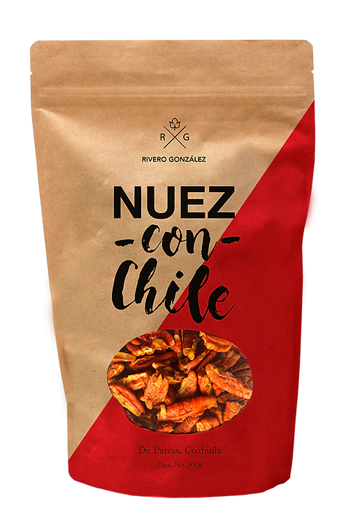 Spicy Pecans Rivero Gonzalez 4.76 oz.(135g)