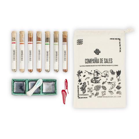 Compania de Sales: Tasting Kit 3.0