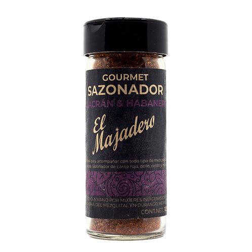 El Majadero, Scorpion & Habanero Salt