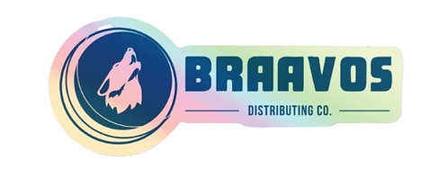 Braavos, Holographic Sticker