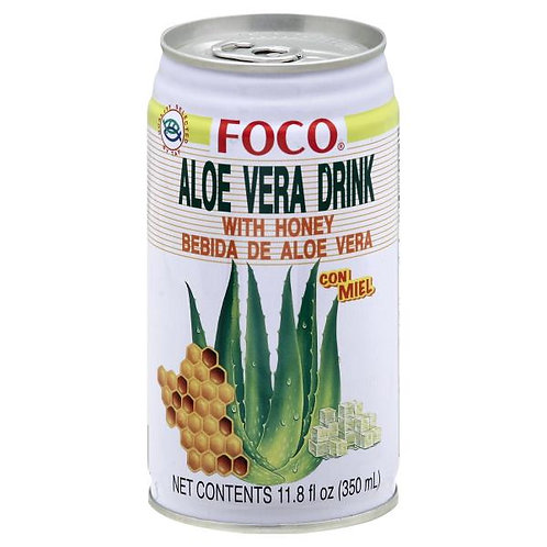 Foco Aloe Vera Honey Can