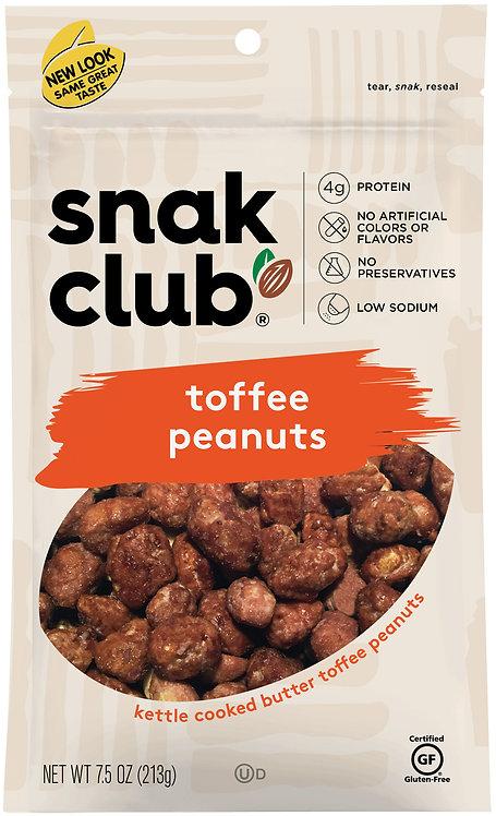 Snak Club, PP Toffee Peanuts
