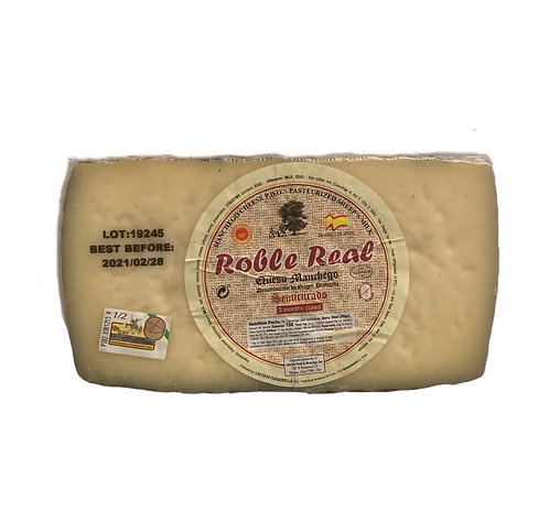 Manchego Roble Real 3.5 lb (1.59kg)