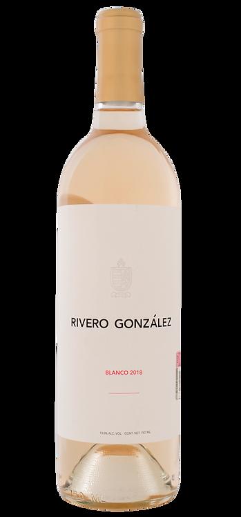 Bodega Rivero Gonzalez Blanco, 2018 1bottle