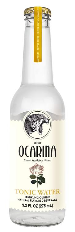 Ocarina: Tonic Water  9.3 Oz (275ml)                 Case of 24 Bottles