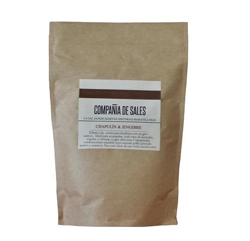 Compania de Sales: Grasshopper & Ginger Sea Salt 1kg