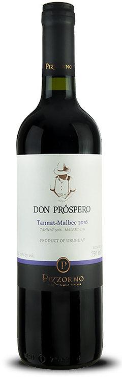 Pizzorno Family Estates, Don Prospero Tannat Malbec (2016)