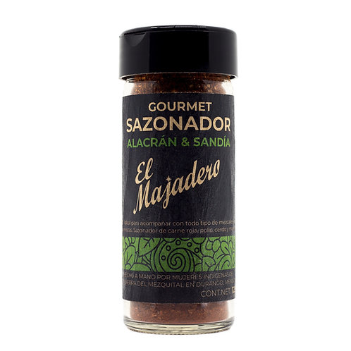 El Majadero, Scorpion & Watermelon Salt