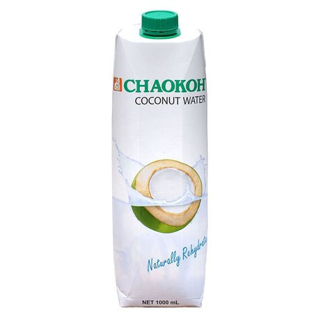 Chaokoh, Coconut Water front
